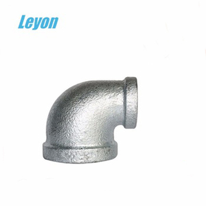 "1/2"" to 4"" elbow king malleable iron pipe gi fitting elbow reducing 90 degree swivel elbow pipe fittings"