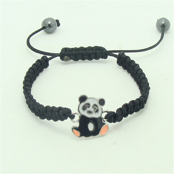 Hot Lovely Animal Charm Bracelet Panda