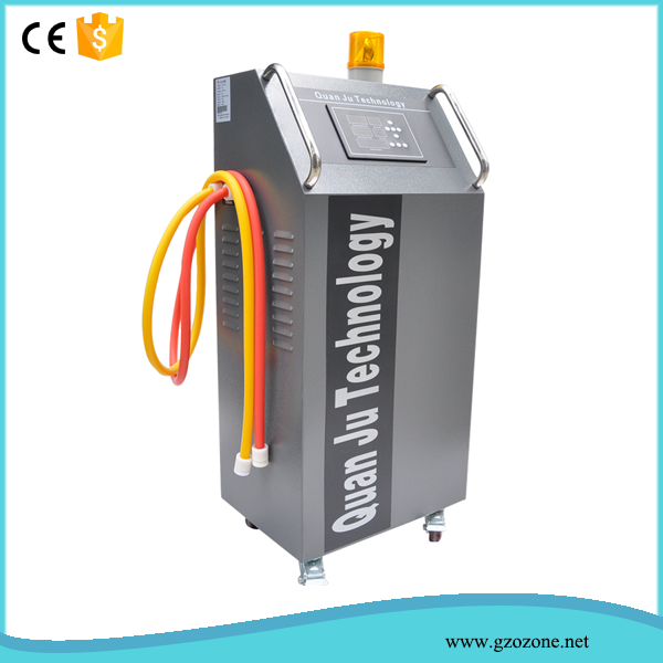 ozone anion generating machine for car clean wash, car air condition purifier
