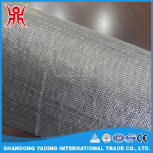 Woven coir geotextile for slope protection