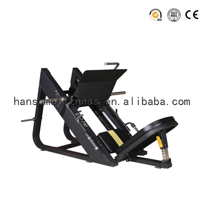Hansome Factory price Sport Fitness Equipment Indoor Exercising Machines HDX-F044 Seated Leg Press