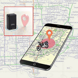 Car hide Tracking GPS Tracker Device Locator Remote Control Anti-theft  Monitoring no battery gps tracker chip