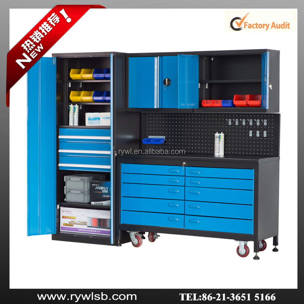 Rywl heavy duty large garage tool cabinet rytc13 buy - Armoire rangement garage pas cher ...