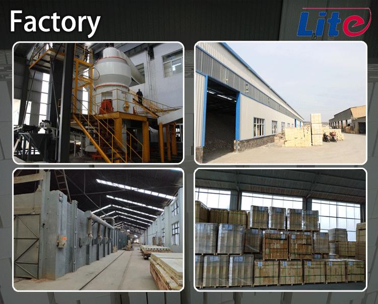 50% 60% 70% 80% 높은 내화물 Al2o3 앵커 알루미나 벽돌 제조