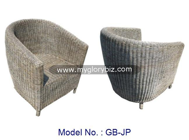 Rattan Furniture For Outdoor Garden Round Chair, modern outdoor garden furniture, modern natural rattan egg chair