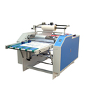 24inch hot ! New texture Semi automatic hot laminating machine