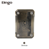 Elego Hot Selling Bright OLED Screen Box Mod Teslacigs Punk 220W Box Mod