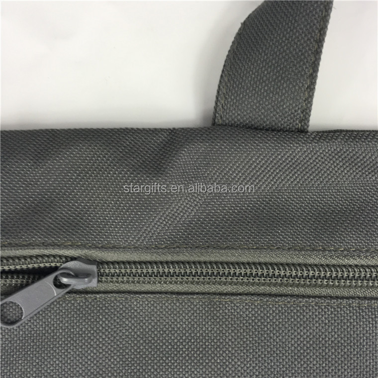 China Suppliers Wholesale Cheap Foldable Zipper File Folder Bag