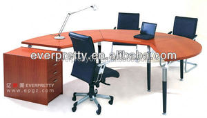 Cherry Exclusive Office Furniture Computer Desk