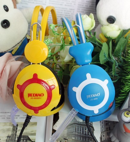 computer component 2014, hot sale, Shenzhen JEDEL headphone 868