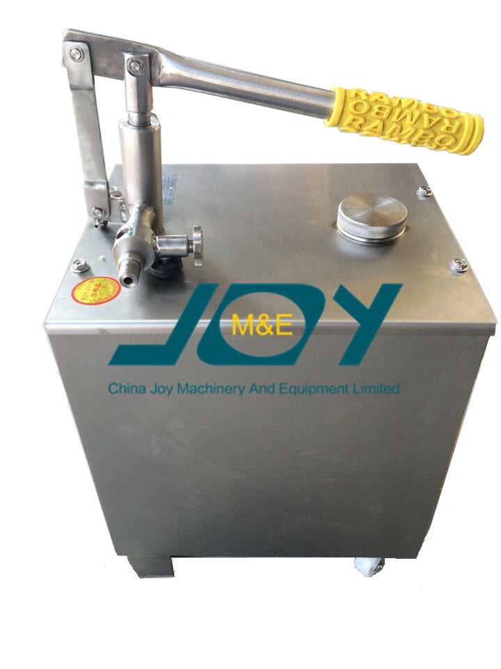 High Pressure Manual Hydraulic Piston Hydrostatic Test Pump - Buy Test  Pump,Manual Hydrostatic Testing Pump,Hydraulic Testing Pump Product on