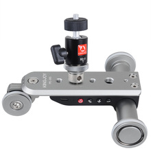 Motorized Electric DSLR Autodolly Video Track Rail Slider Camera Dolly with Wireless Remote for iPhone digital camera