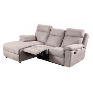 Modern Fabric Dream Lounger Recliner Sofa
