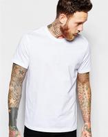 2016 guangzhou shandao summer men plain dyed white o-neck short sleeve 180g 100% cotton cheap blank t shirt supplier malaysia