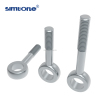 DIN444 stainless steel eye bolt metric size small and heavy duty