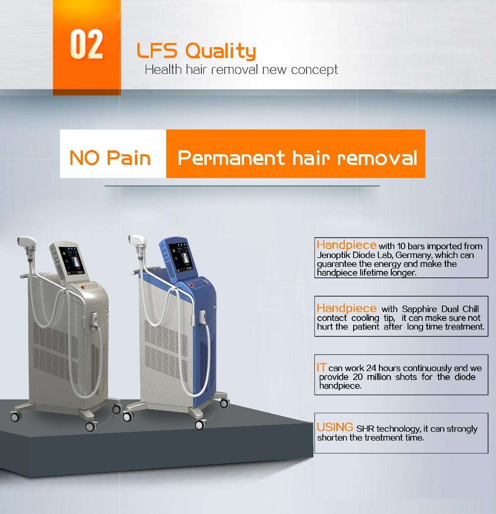wax machine hair removal