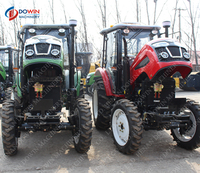 40hp multifunction small garden tractor with front end loader,lawn mower