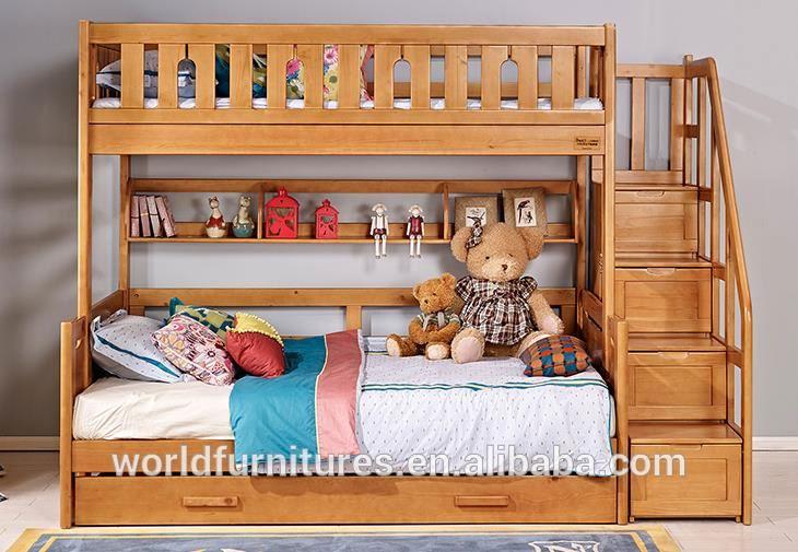 Venta al por mayor escalera para literas compre online los mejores escalera para literas lotes - Literas madera maciza ...