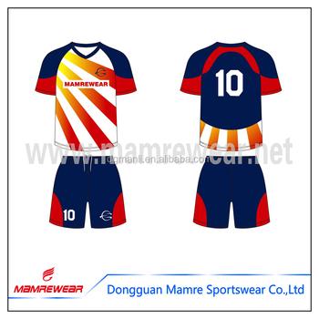fe1e9f597648f Orden de equipo de fútbol uniformes paquetes uniformes para los equipos de  fútbol