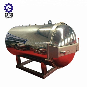 industrial steam sterilizer mushroom autoclave price