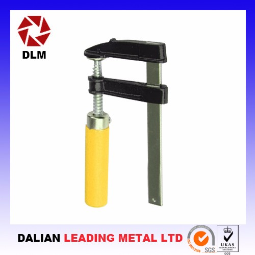 Heavy H Style Pipe Clamp Woodworking Clamp