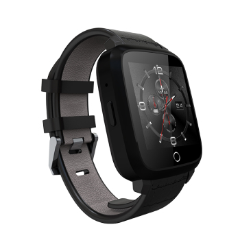 U11S smartwatch Android 5.1 MTK6580 Quad Core 1GB/8GB 3G GPS WIFI Smart watch Heart Rate Monitor