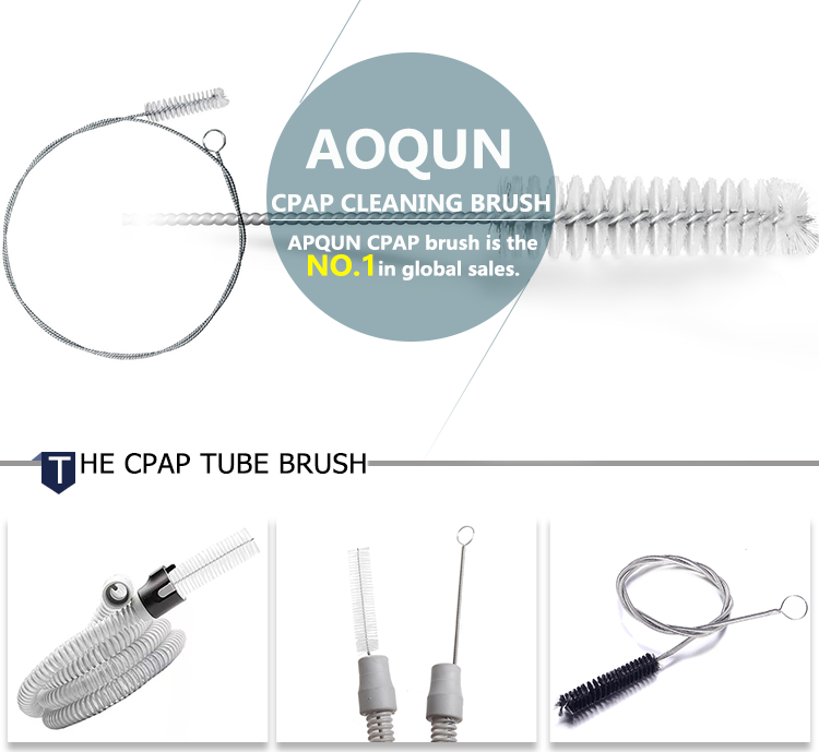 CPAP Tube Brush For Standard 22 mm Sleep CPAP Supply Hose
