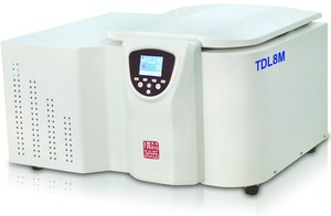 8000r/min laboratory refrigerated centrifuge with a motor gate lock mute mechanical & electrical integration