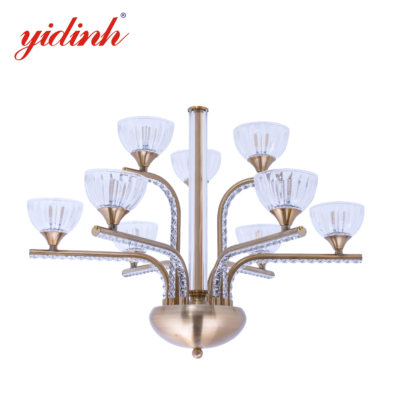 Chandelier for banquet hall factory sales chandelier crystal lamp <strong>modern</strong> indoor for sale