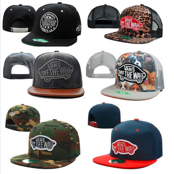 b012adb52a45a buy Brand gorras Vans Snapback Caps baseball hats hip hop Street Warped  Tour Trucker Hat Cap. gorras vans venta
