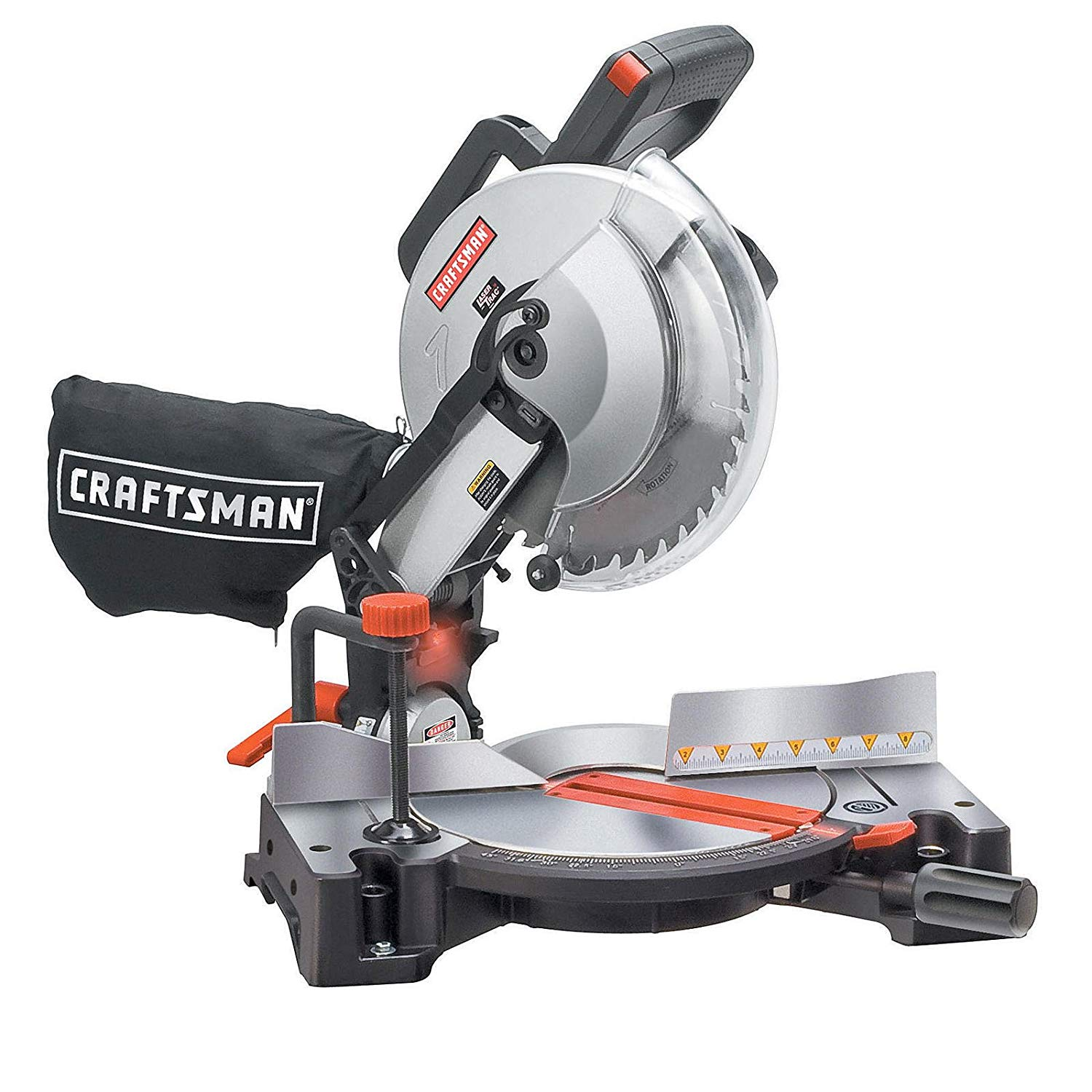 "Regarmans Craftsman 10"" Compound Miter Saw (21236) 40-T carbide tipped blade"