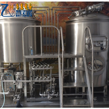 Micro 500L beer brewing equipment and beer machine for craft brewery