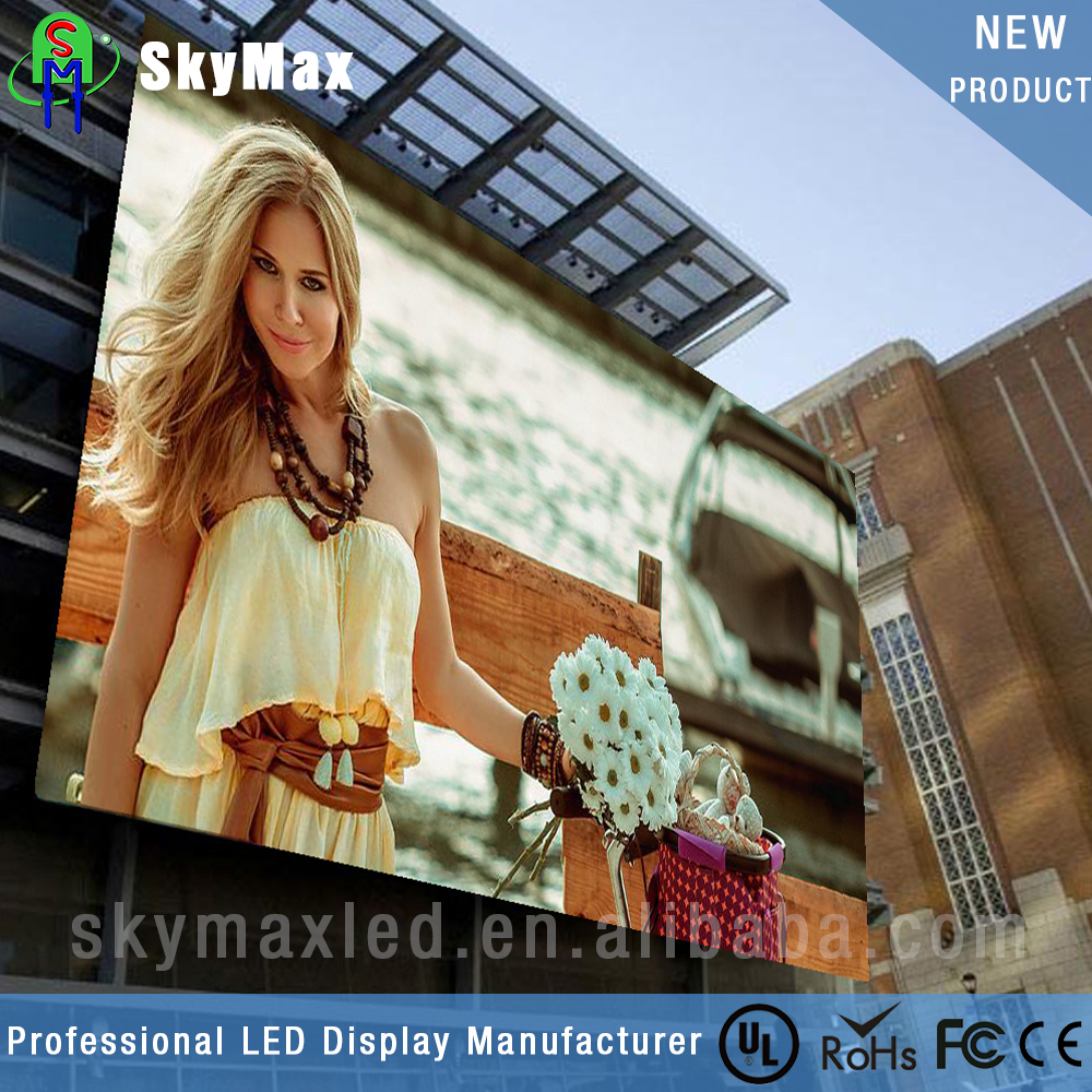P10 outdoor full color 10ft x 12ft led screen/giant led screen/P10 led screen