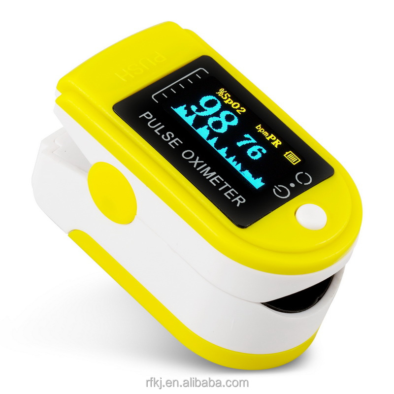 High accurate digital finger pulse oximeter,oximeter of pulse
