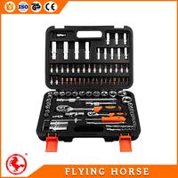 94pcs China socket kit car repair auto tool set mechanic tool box set
