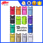 Training Suit Wholesale New Baby Bib Numbered Sports Green Vest