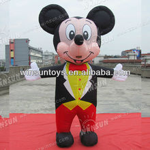 2013 promotional advertising inflatable dog