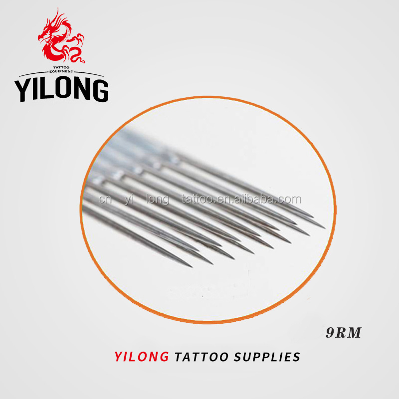 Yilong High-quality professional tattoo needles supply for tattoo machine-6