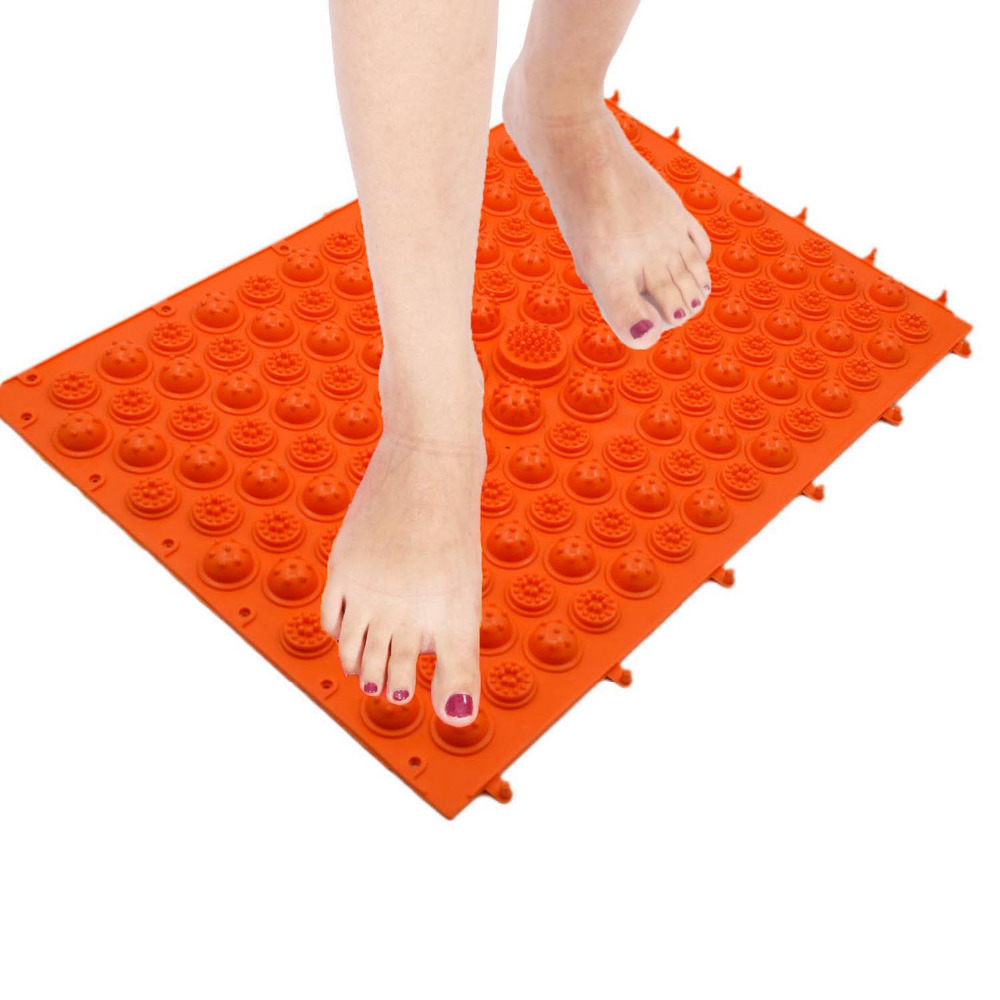 reflexology mats mat foot pad toe pressure circulation products massage blood shiatsu plate