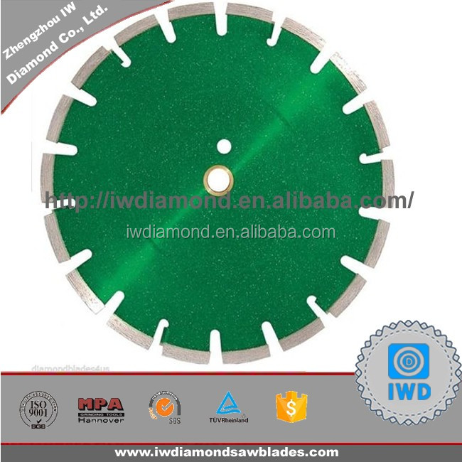 Diamond Circular Saw Blade For Cutting Masonry Materials New Arrival Concrete Saw