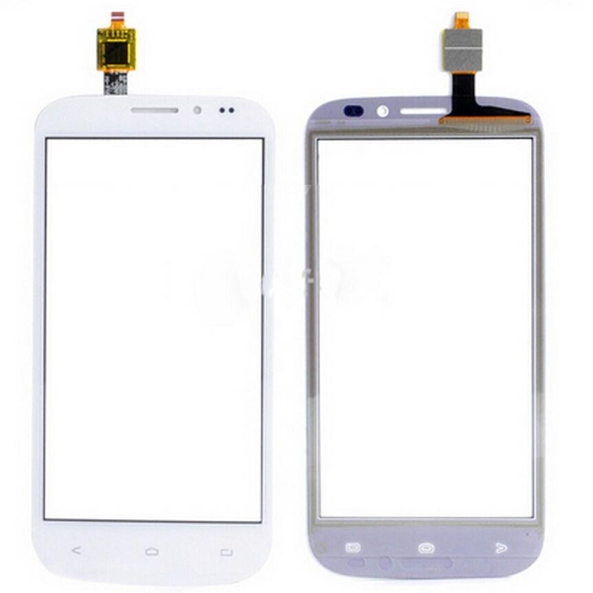 Цена от производителя оригинальный белый сенсорная панель планшета экран для FLY IQ4404 планшета переднее стекло объектива бесплатная доставка