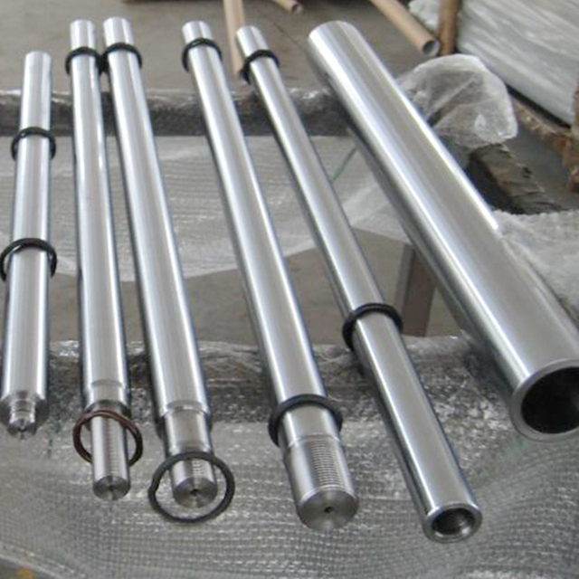 CK45 hard chrome plated round bar for hydraulic cylinder