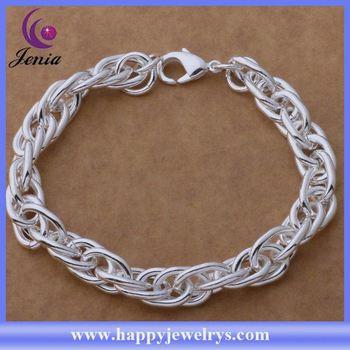 bracelet argent charme
