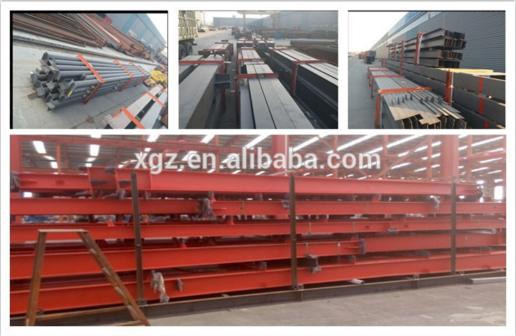 Low cost Steel Workshop Drawings Building manufacturers for sale
