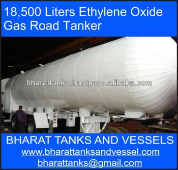Quot 18 500 Liters Ethylene Oxide Gas Road Tanker Quot Buy