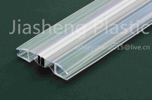 (first product) glass door seal pvc product
