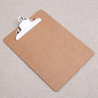 paper writing board with clip