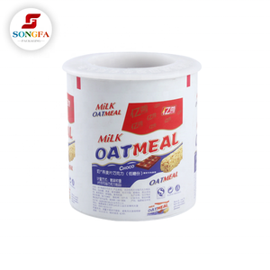 Roll film manufacturer food grade oats chocolate bar packaging polymer plastic packing plastic film