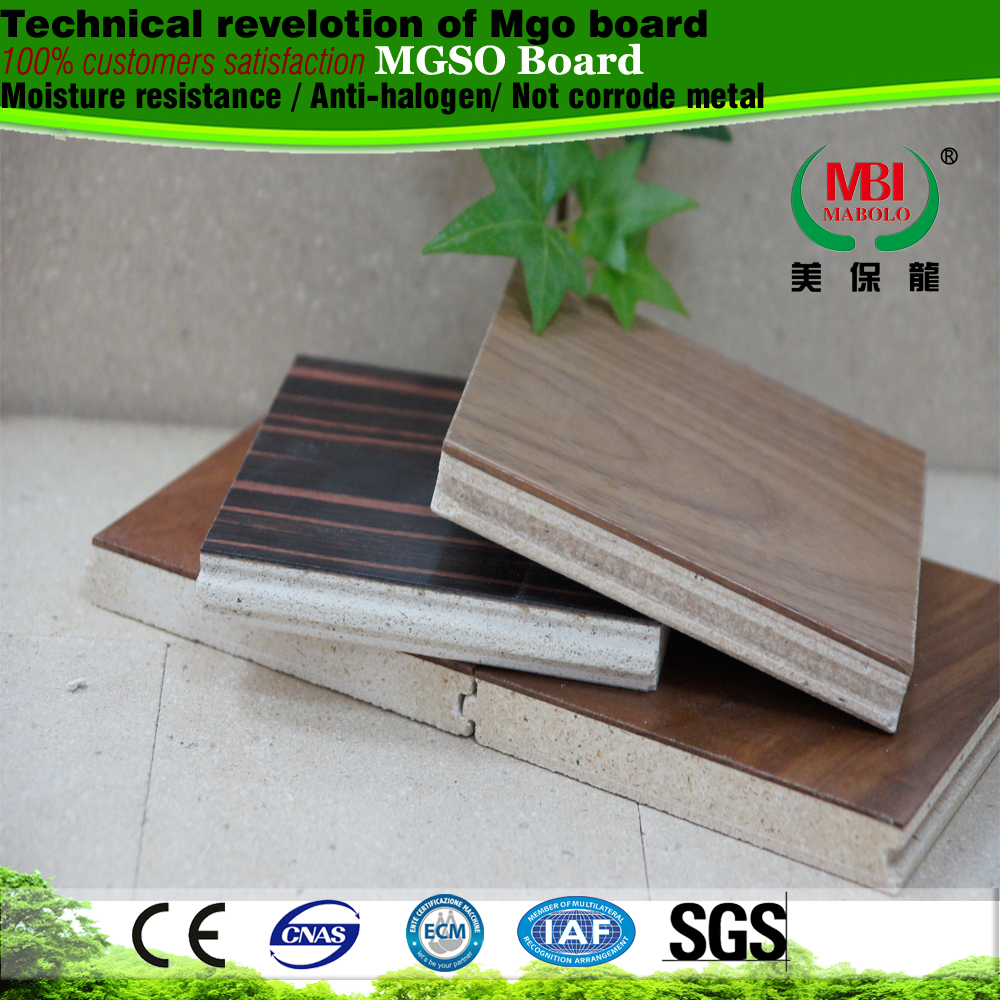 MGSO mgo sulphate floor panel solid laminate wood floor prices