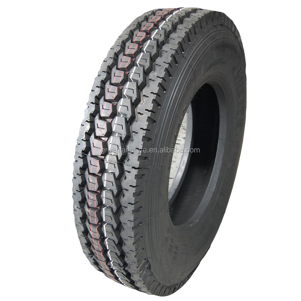 radial commercial truck tire 11R22.5 and 11R24.5 truck tires used for American and Canada market